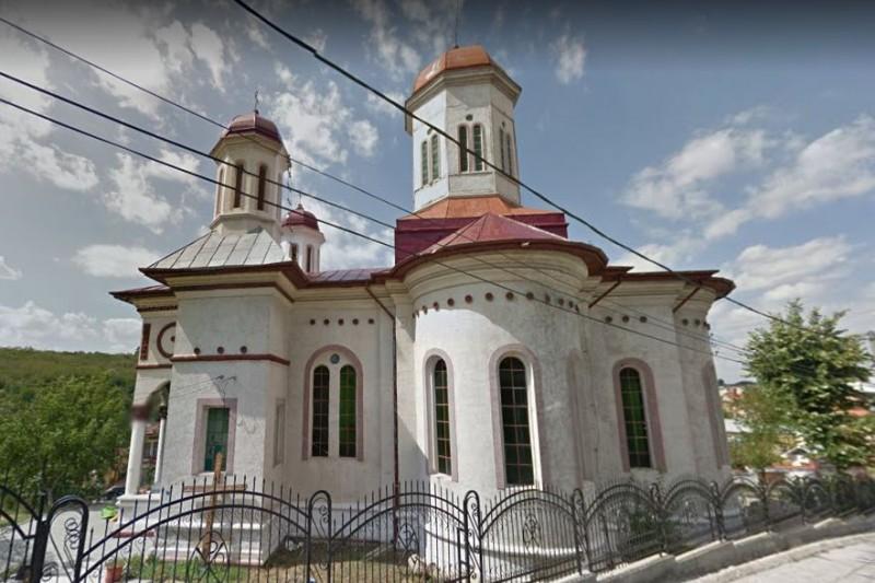 Biserica Sf Nicolae din coasta, Slatina, jud Olt