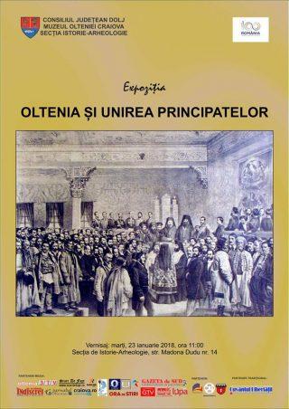 Expozitie Oltenia si Unirea Principatelor la Muzeul Olteniei