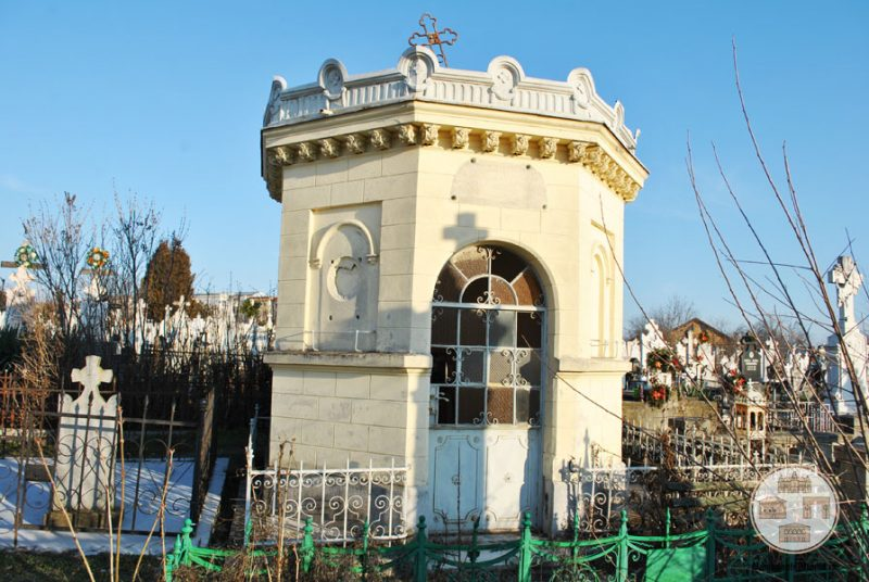Cavou Dr Ion Augustin - Cimitirul Sineasca din Craiova
