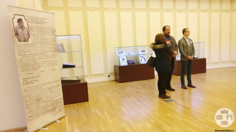 Vernisaj expozitie Personalitati din Oltenia la Muzeul Olteniei