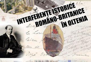 Interferențe istorice româno-britanice în Oltenia