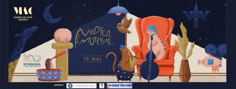 Noaptea Muzeelor 2018 la Muzeul de Arta Craiova