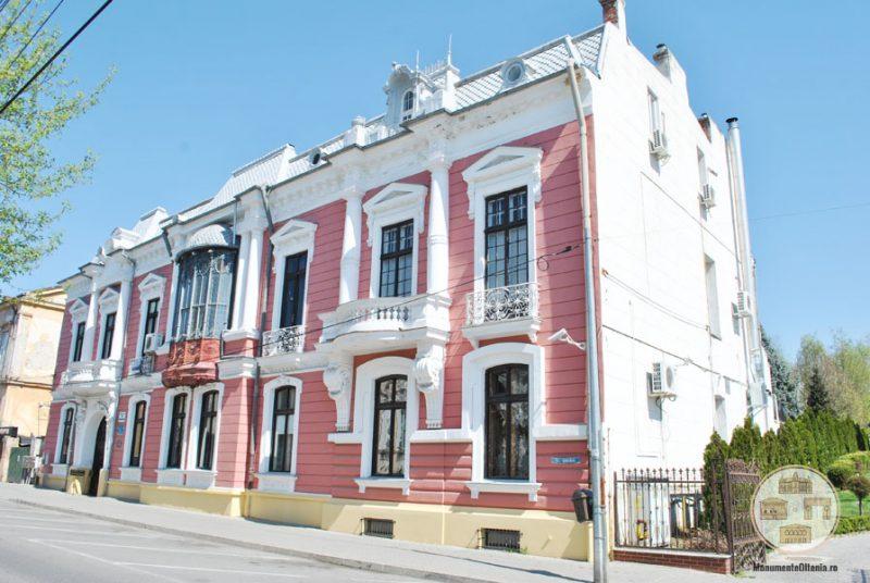 Casa Nicolae Romanescu, Craiova