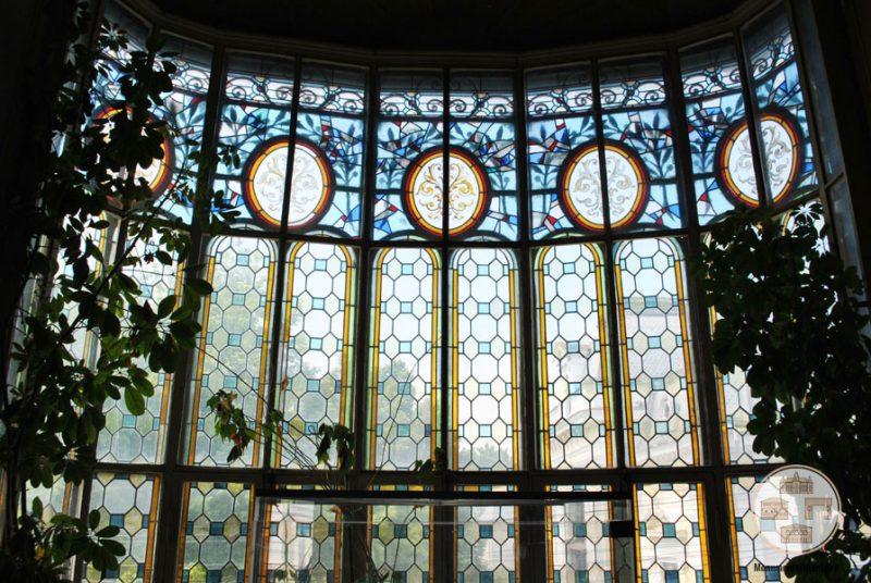 Casa Nicolae Romanescu - bovindou salon receptii