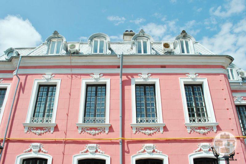 Casa Nicolae Romanescu - fata de est