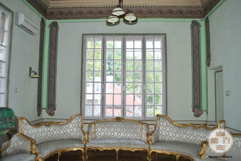 Casa Nicolae Romanescu - salon etaj I