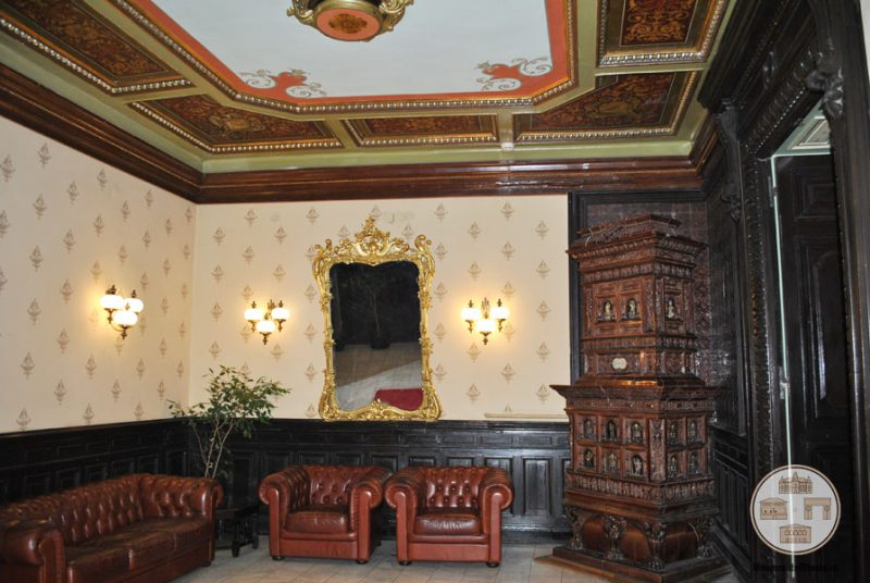 Casa Nicolae Romanescu - salon parter