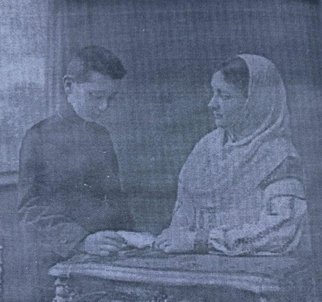 Lucia si Ionel Romanescu
