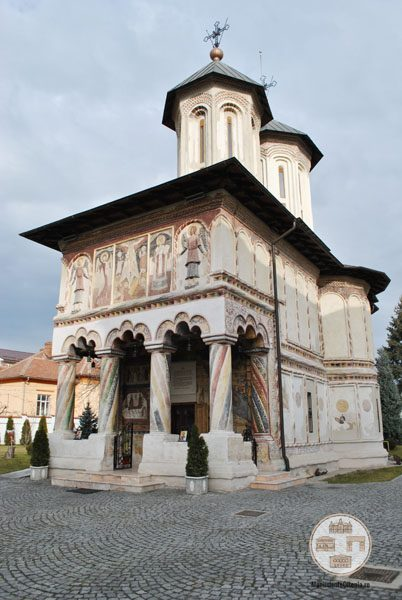 Biserica Sf Nicolae Amaradia - Belivaca, Craiova