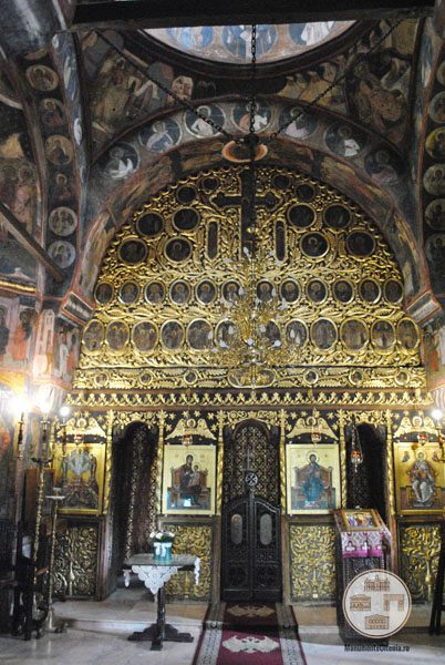 Biserica Sf Nicolae Amaradia Belivaca, Craiova - catapeteasma