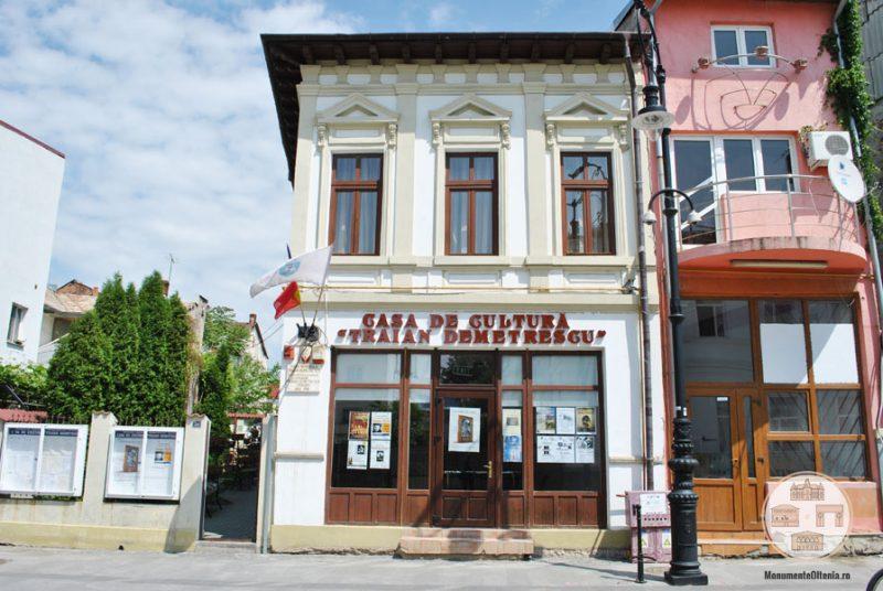 Casa poetului Traian Demetrescu, Craiova