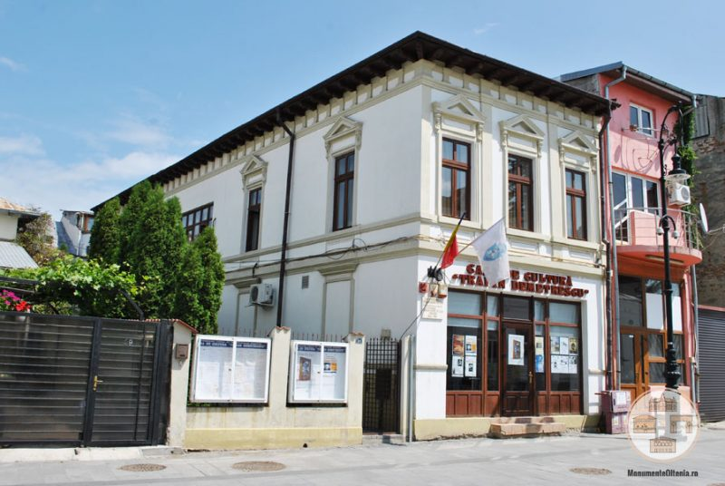 Casa poetului Traian Demetrescu din Craiova