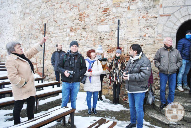 Infotur Vidin - vizita ghidata cetatea Baba Vida