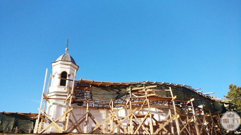 Restaurare si consolidare Biserica Toti Sfintii Hagi Enus Craiova.jpg