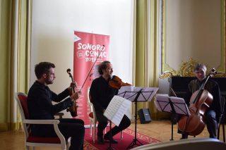 Concert SoNoRo Conac la Muzeul de Arta Craiova